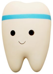 Image of happy tooth