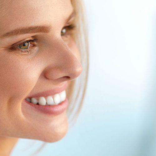 Image of girl smiling