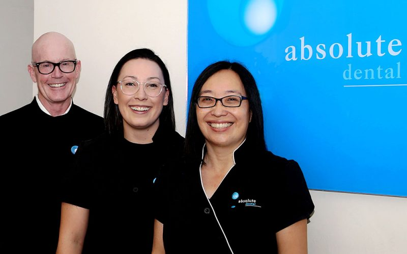 Image of the Absolute Dental Team